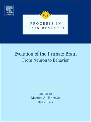 Progress in brain research volume 195 by michel a hofman progress in brain research volume 195 fandeluxe Images
