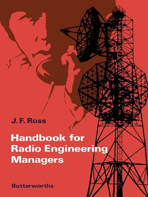 cover image of Handbook for Radio Engineering Managers