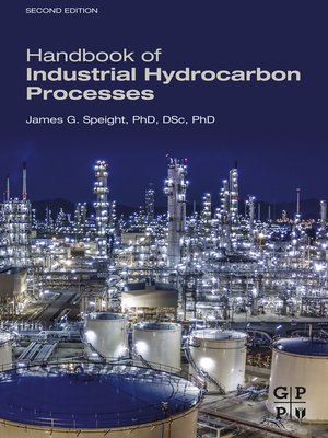 cover image of Handbook of Industrial Hydrocarbon Processes