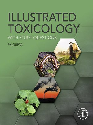 cover image of Illustrated Toxicology