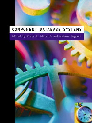cover image of Component Database Systems