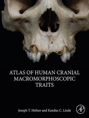 cover image of Atlas of Human Cranial Macromorphoscopic Traits