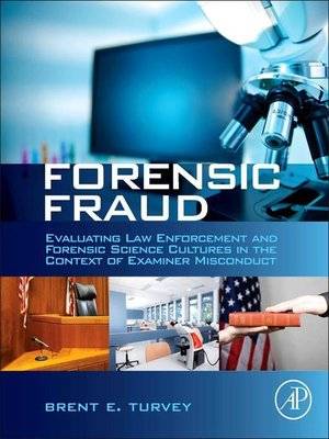 cover image of Forensic Fraud