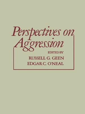 cover image of Perspectives on Aggression