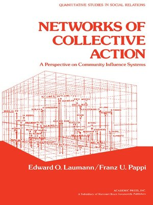 cover image of Networks of Collective Action