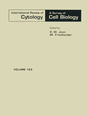 cover image of International Review of Cytology, Volume 123
