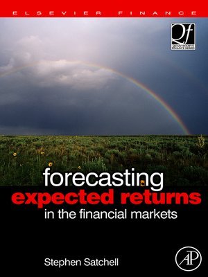 cover image of Forecasting Expected Returns in the Financial Markets