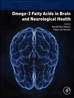 cover image of Omega-3 Fatty Acids in Brain and Neurological Health