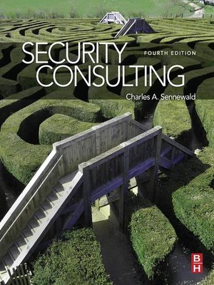 cover image of Security Consulting