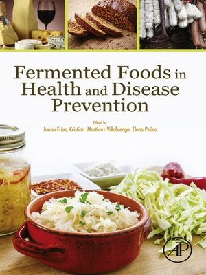 cover image of Fermented Foods in Health and Disease Prevention