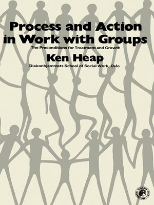 cover image of Process and Action in Work with Groups