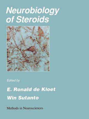 cover image of Neurobiology of Steroids, Volume 22