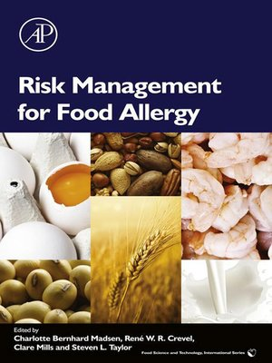 cover image of Risk Management for Food Allergy