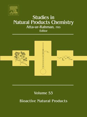 cover image of Studies in Natural Products Chemistry, Volume 53