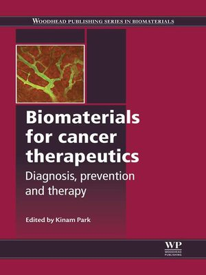 cover image of Biomaterials for Cancer Therapeutics