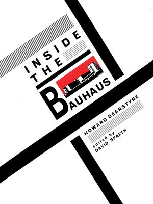 cover image of Inside the Bauhaus