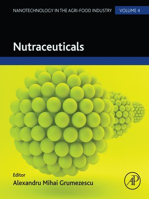 cover image of Nutraceuticals