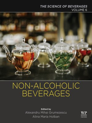 cover image of The Science of Beverages, Volume 6
