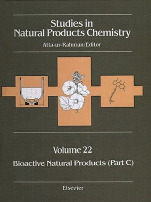 cover image of Bioactive Natural Products (Part C)