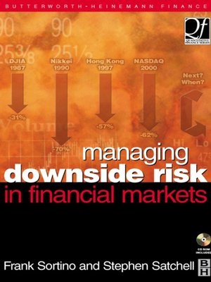 cover image of Managing Downside Risk in Financial Markets