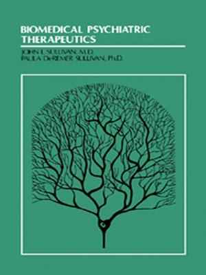 cover image of Biomedical Psychiatric Therapeutics