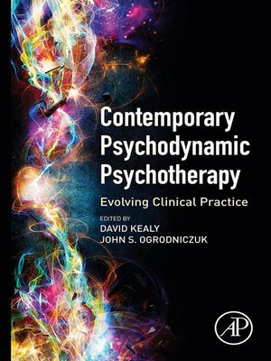 cover image of Contemporary Psychodynamic Psychotherapy