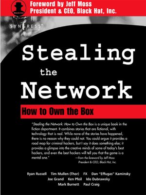 cover image of Stealing the Network