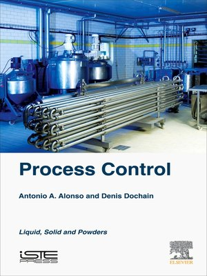 cover image of Process Control