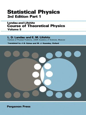 mechanics volume 1 course of theoretical physics s pdf