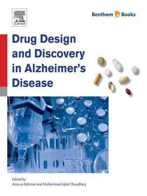 cover image of Drug Design and Discovery in Alzheimer's Disease