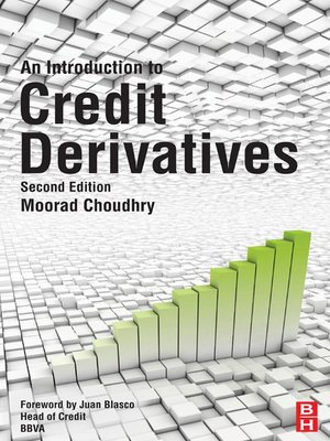 cover image of An Introduction to Credit Derivatives