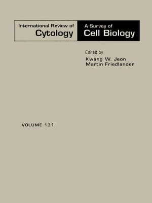 cover image of International Review of Cytology, Volume 131