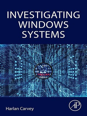 cover image of Investigating Windows Systems