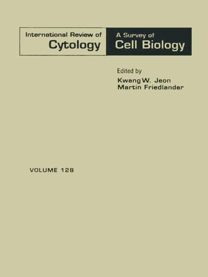 cover image of International Review of Cytology, Volume 128