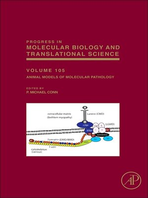 cover image of Animal Models of Molecular Pathology