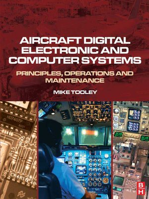 cover image of Aircraft Digital Electronic and Computer Systems