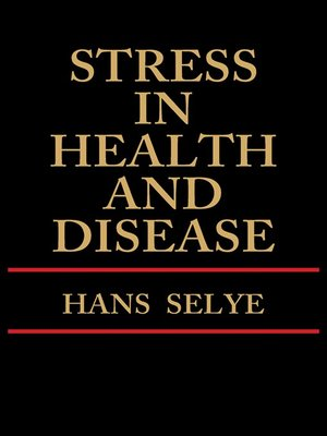 cover image of Stress in Health and Disease