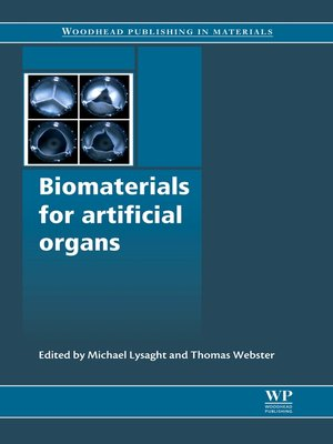 cover image of Biomaterials for Artificial Organs