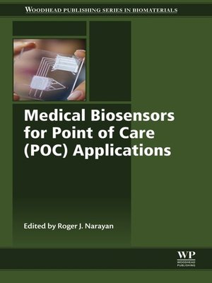cover image of Medical Biosensors for Point of Care (POC) Applications