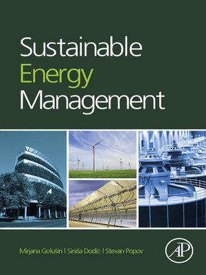 cover image of Sustainable Energy Management