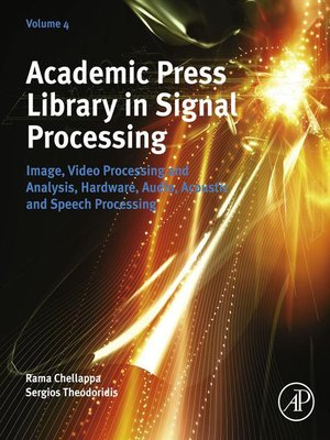 cover image of Academic Press Library in Signal Processing, Volume 4