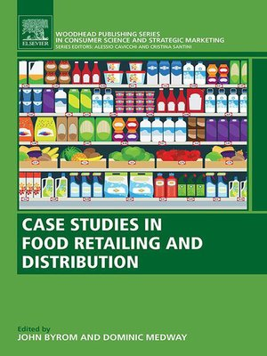 cover image of Case Studies in Food Retailing and Distribution