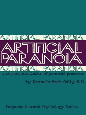cover image of Artificial Paranoia