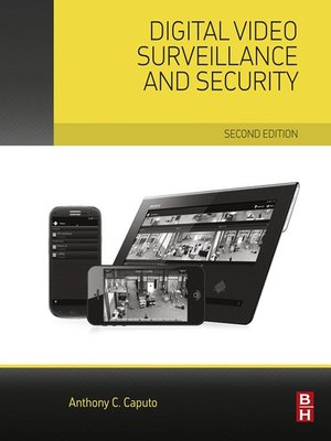 cover image of Digital Video Surveillance and Security