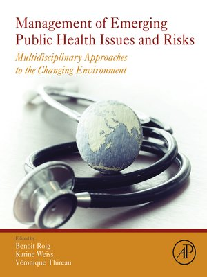 cover image of Management of Emerging Public Health Issues and Risks