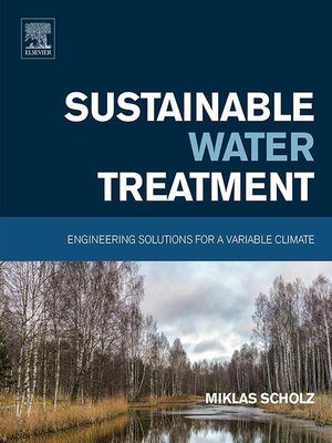 cover image of Sustainable Water Treatment