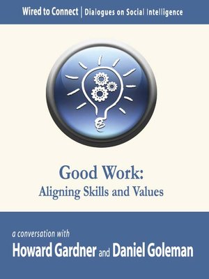 cover image of Good Work