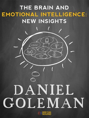 The Brain and Emotional Intelligence by Daniel Goleman.                                              AVAILABLE eBook.