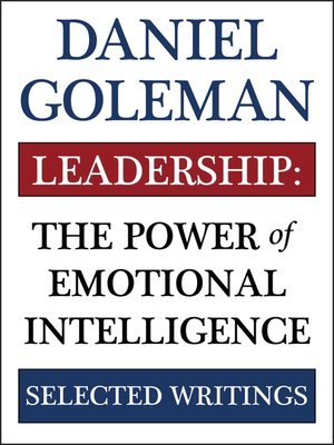 cover image of Leadership: The Power of Emotional Intelligence