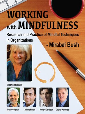 cover image of Working with Mindfulness